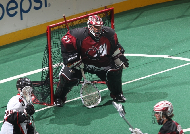 Colorado Mammoth v Vancouver Stealth